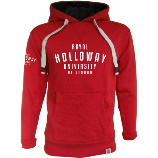 Royal Holloway Denver Hoodie - University of London Print