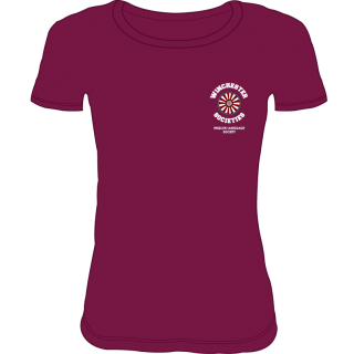 University of Winchester English Language Society Women's T-Shirt