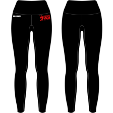 Kent Salsa Society Ladies Leggings
