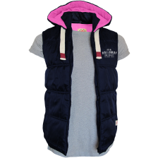 Royal Holloway Aspen Gilet - Founded 1886 Print
