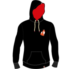 Edinburgh Napier Anime Society Denver Hoodie