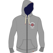 University of Winchester English Language Society Stanford Zipped Hoodie