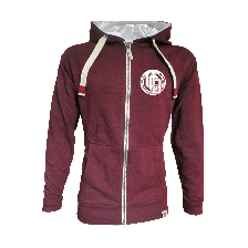 UCB Franklin Lightweight Zipped Hoodie - Circle