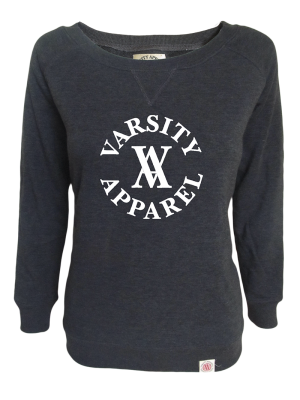 Augusta Ladies Sweatshirt, Vintage