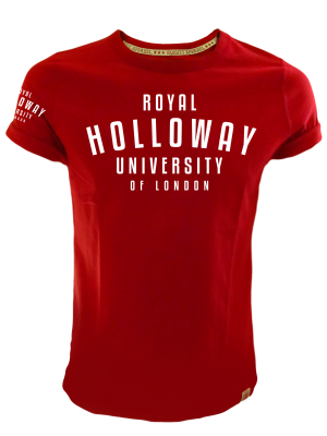 Royal Holloway Colorado T-Shirt - University of London Print