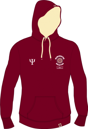 University of Winchester Pyschology Society Denver Hoodie