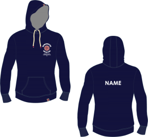 University of Winchester Busking Society Denver Hoodie