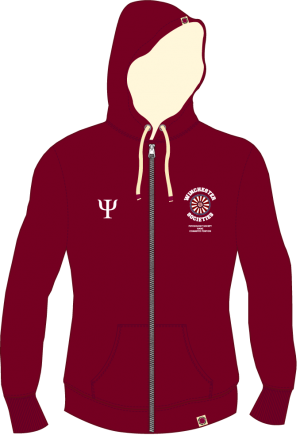 University of Winchester Pyschology Society Stanford Zipped Hoodie