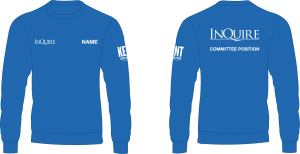Kent Inquire Media Sweatshirt