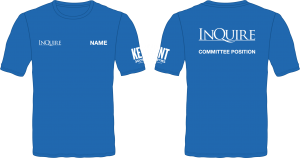 Kent Inquire Media T-Shirt